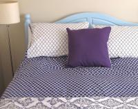 DIY Duvet Cover and Matching Shams | FaveQuilts.com