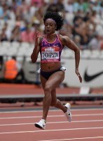 Elaine Thompson to run at 2017  IAAF League series on May 5 in Doha