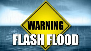 Flash Flood Watch Remains in Effect for Eastern Parishes