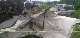 Accident in St Ann leaves 5 dead