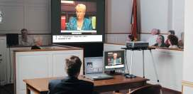 More courtrooms to be outfitted with digital recording equipment
