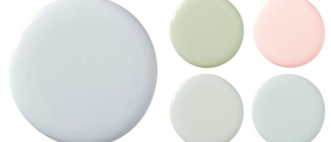 Relaxing Paint Colors - Living Life Well