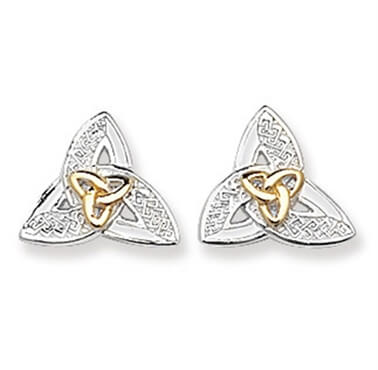 Trinity Knot Earrings