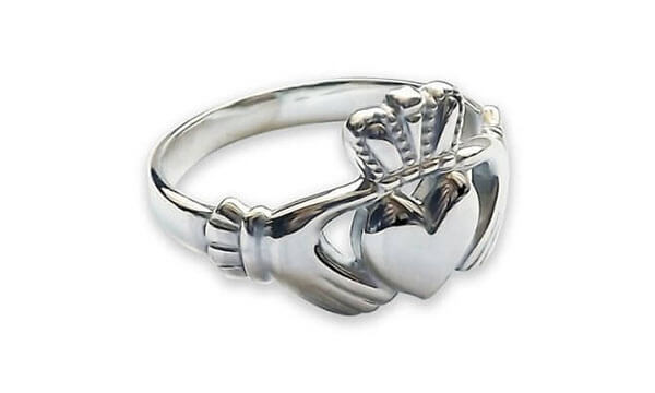 Celtic Claddagh Rings