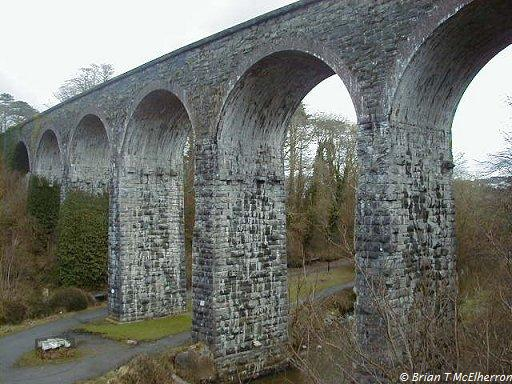 Reference Map General Reference Map Icsm Dromore Railway Viaduct
