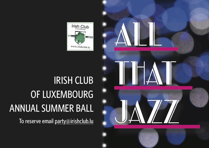 All That Jazz Summer Ball