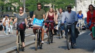 cycling-in-ams