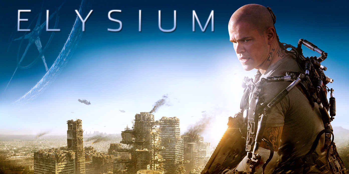 Neill Blomkamp S Elysium Will Be Available For The First Time On 4k Ultra Hd Feb 9neill Blomkamp S Elysium Will Be Available For The First Time On 4k Ultra Hd Feb 9