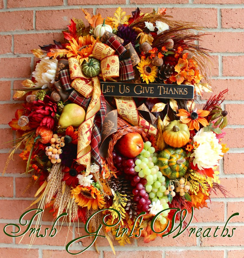 Give Thanks Cornucopia watermarked