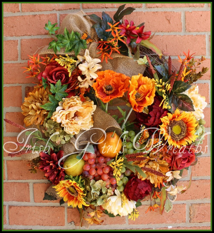 Tuscan - French Country Made to Order Wreath