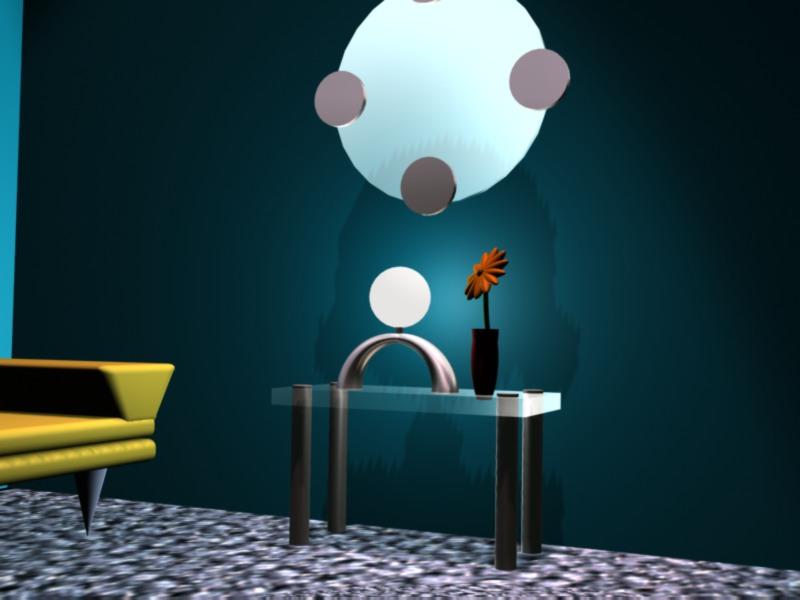3D MODELING: Room