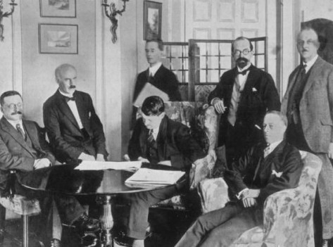 Irish Delegation.