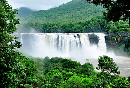 Athirapally Falls Wallpapers Best Experiences To Enjoy Monsoon Tourism In Kerala