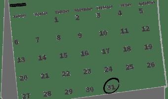 Feis Schedule