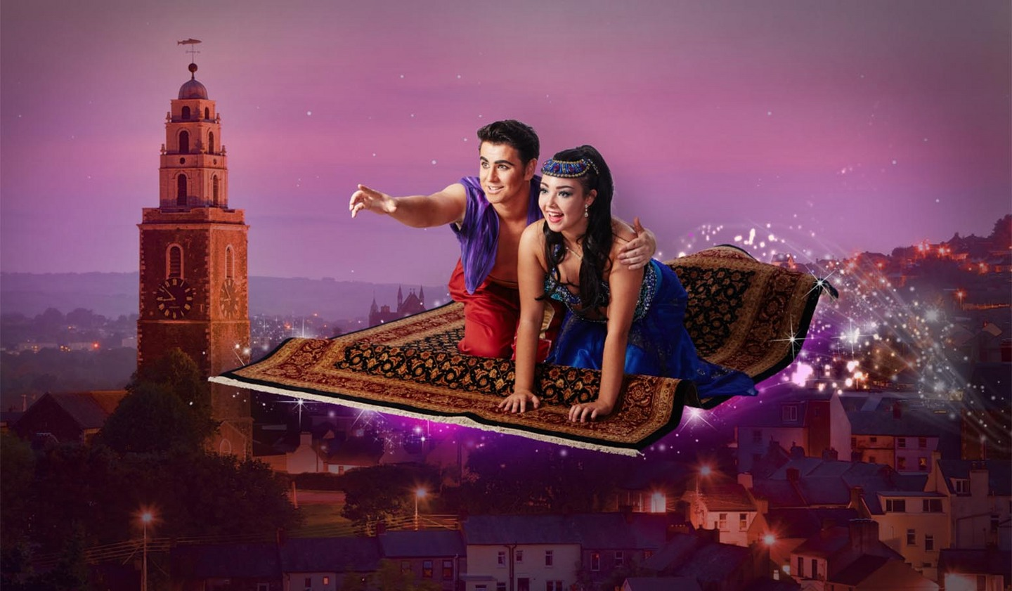 Flying Carpet Review – Aladdin: A Flying Carpet Ride