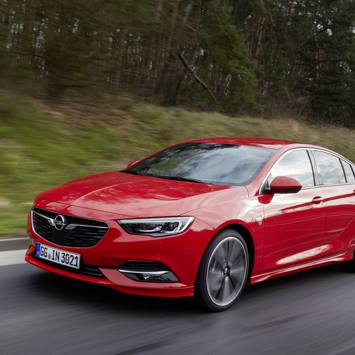 Vauxhall Insignia 2018 New Opel Insignia Shows Improvements At Every Turn