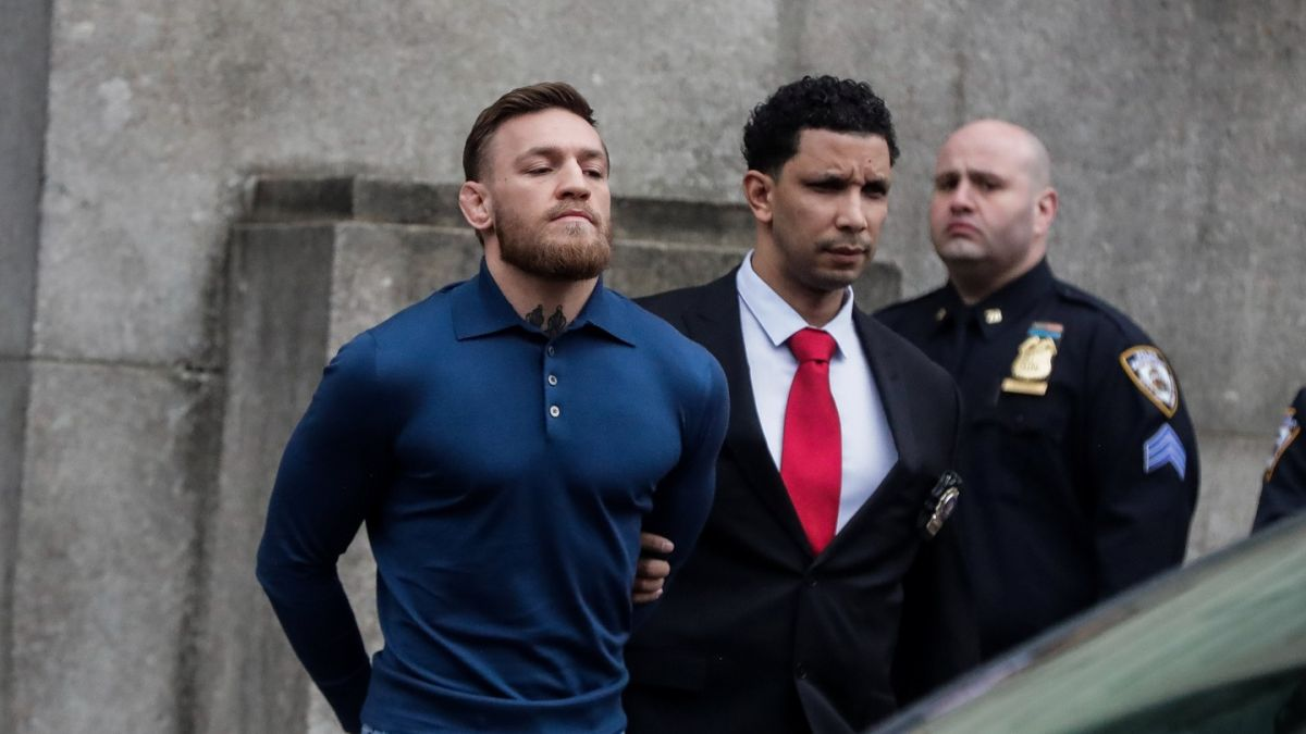 Conor Mcgregor S Tiresome Antics Are Killing His Credibility