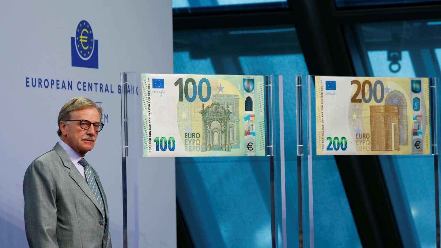 200 Libras A Euros Ecb Introduces More Secure 100 And 200 Notes