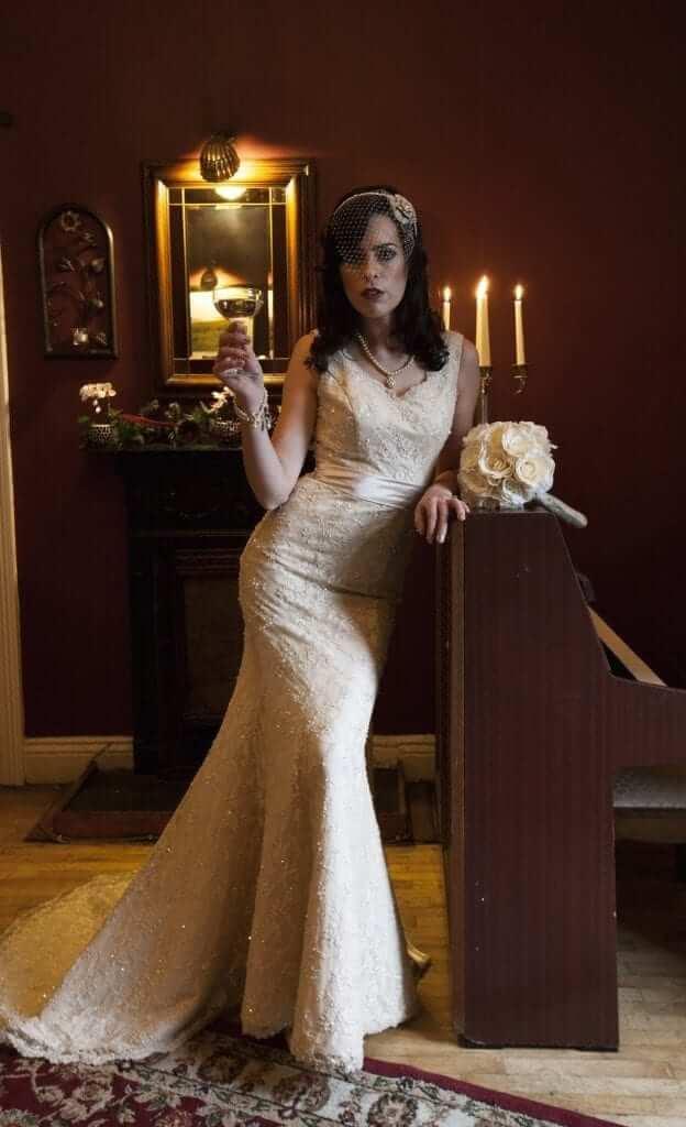 s inspired wedding dresses s inspired wedding dresses us Inspired Wedding Irish Wedding Blog