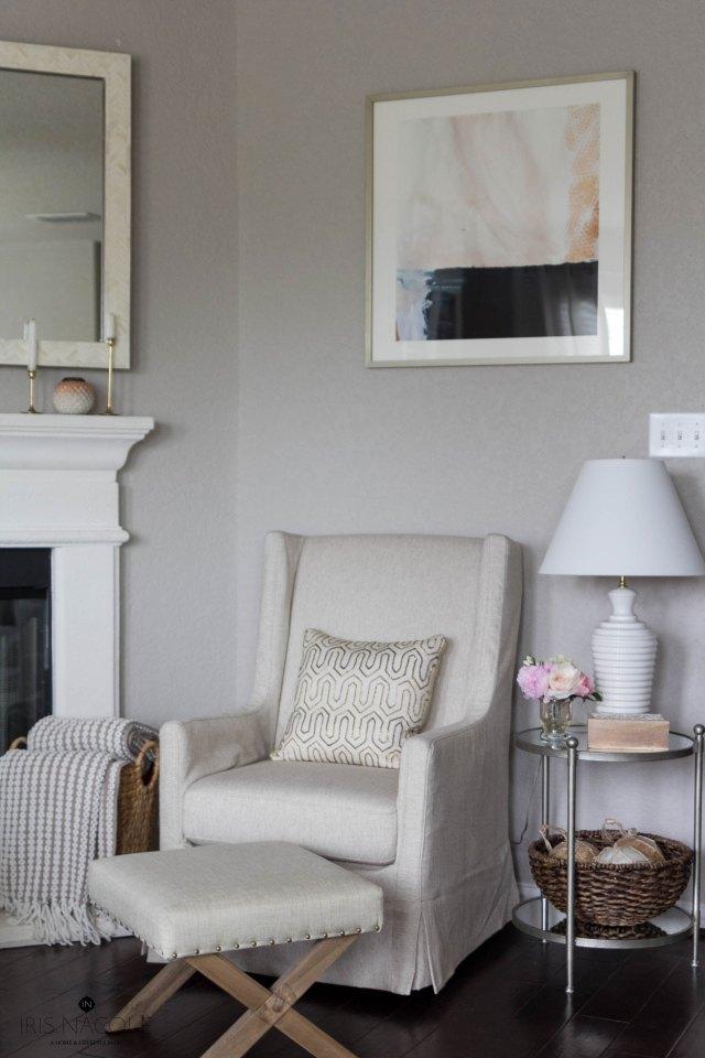 Minted-Artwork-IrisNacole.com-Living Room-New Year, New Room Challenge
