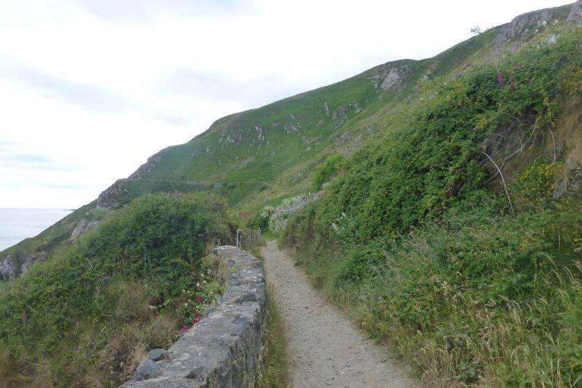 Bray Greystones Wanderung