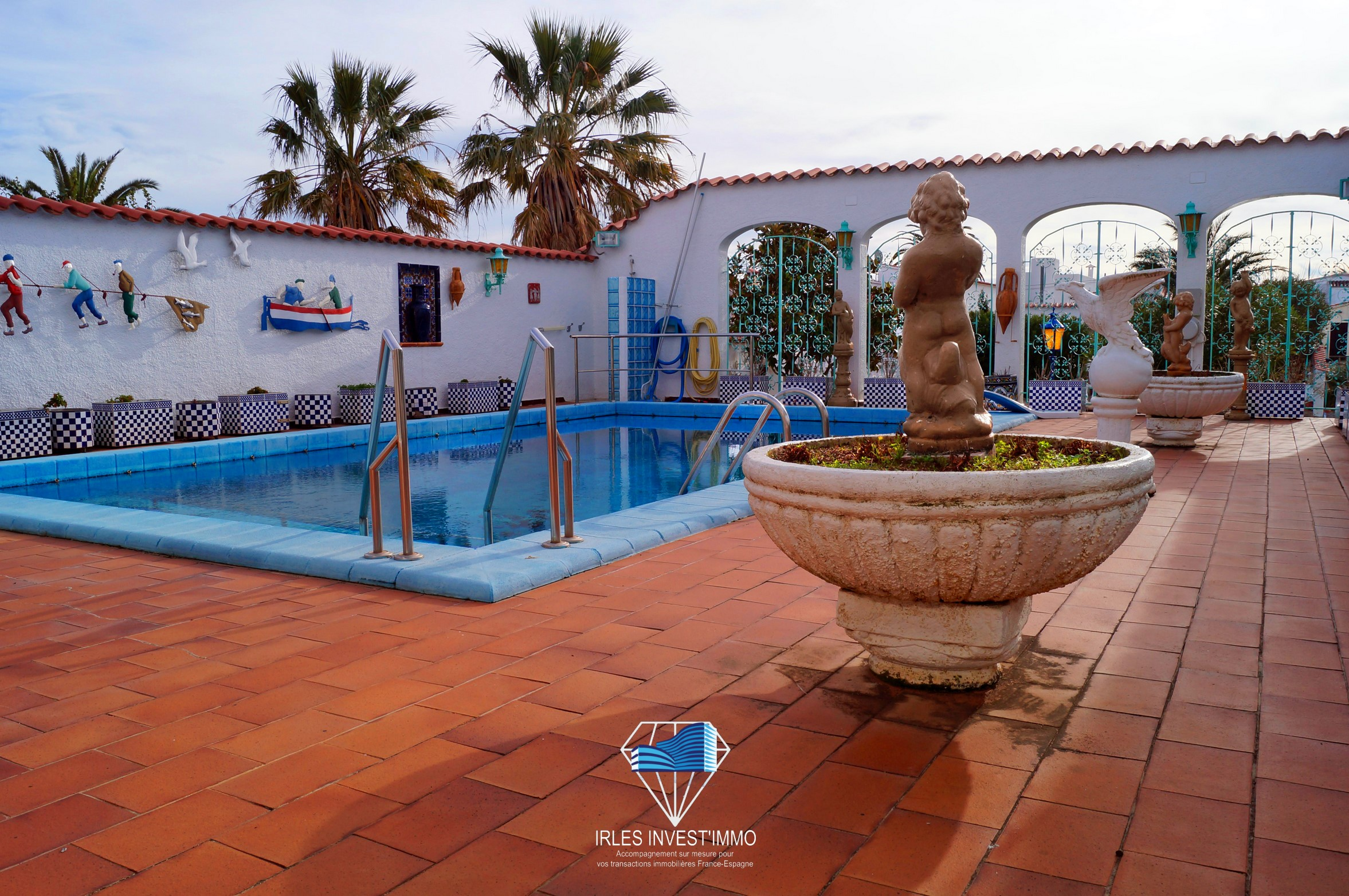 Vente Appartement Roses Empuriabrava House With Mooring And Pool