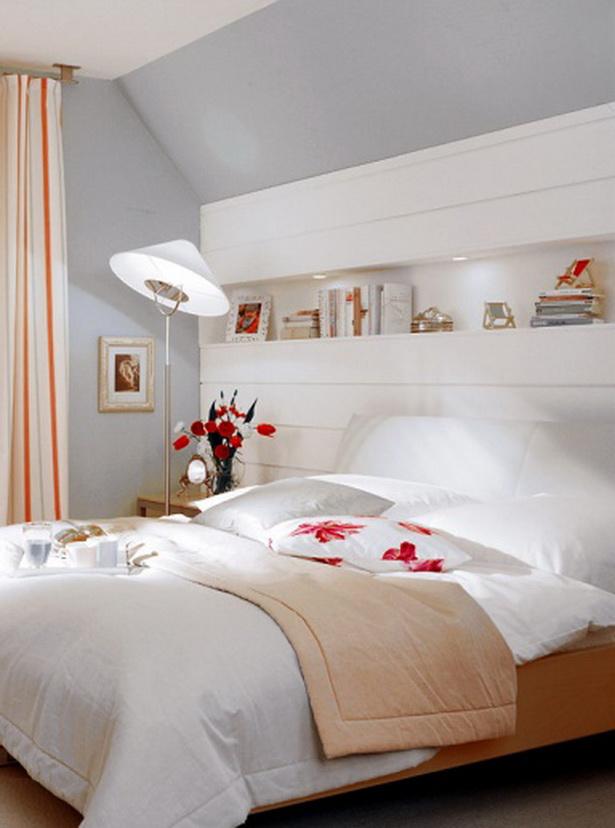 Schlafzimmer Dachschräge Feng Shui