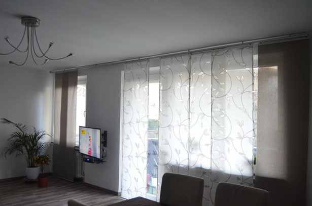 Fenster Gardinen Wohnzimmer | Schlafzimmer Fensterbank Deko