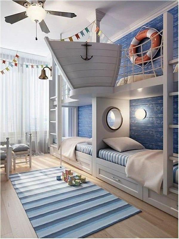 Kreative Wandgestaltung Schlafzimmer   Gästezimmer Einrichten   50 Wunderbare Ideen   Archzine.net
