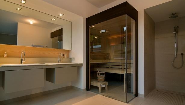 Mini Sauna Für Badezimmer