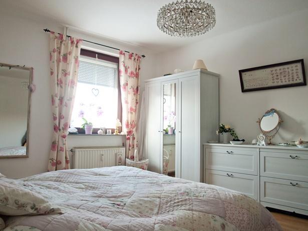Vintage Deko Schlafzimmer