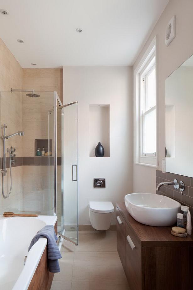 Badezimmer Wand Gestalten