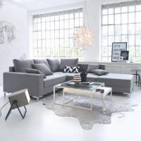 Wohnideen wohnzimmer grau wei