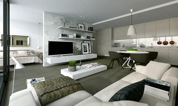 √ Kleines Wohn | 36 Kleines Wohn Esszimmer Einrichten Ideen