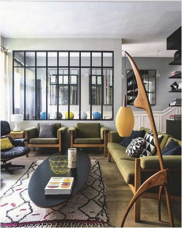 Vintage Möbel Wohnzimmer | Retro Möbel Für Wohnzimmer Innenarchitektur