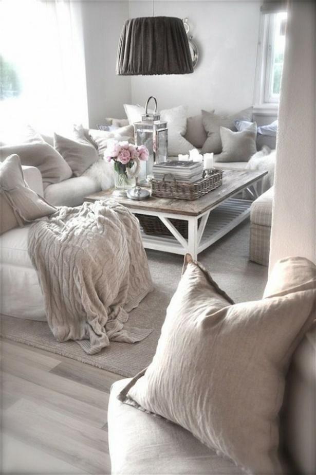 Wohnzimmer Einrichtung Romantisch