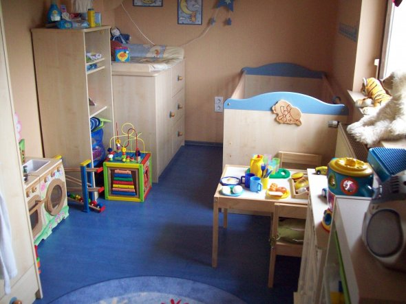Kinderzimmer 2 Jährige