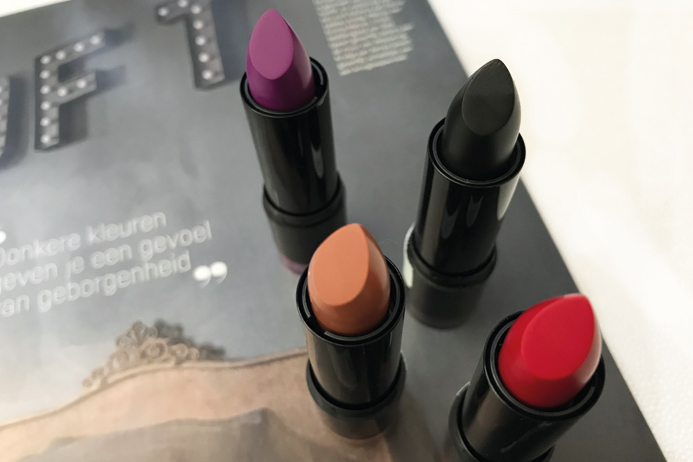 Colour Crush Lipsticks