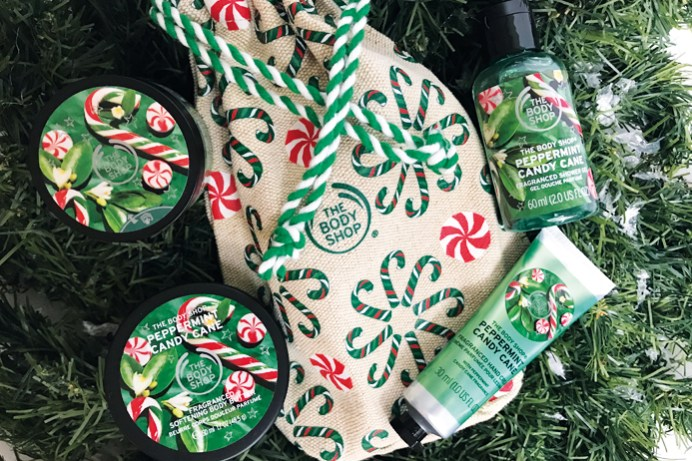 Kerstcollectie The Body Shop