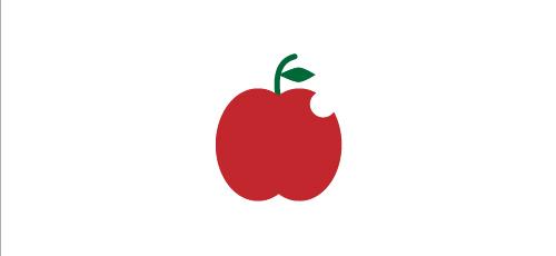 虫食いりんご完成