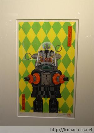 写真:ロボットロビー