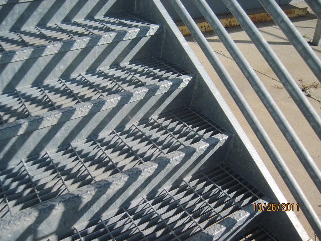 Straight Iron Stairs The Iron Anvil Salt Lake City Utah