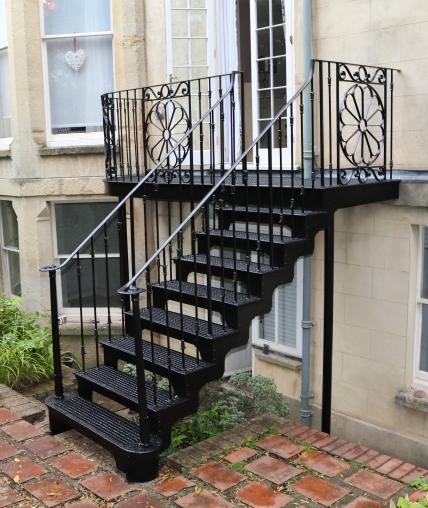 Staircases & Walkways