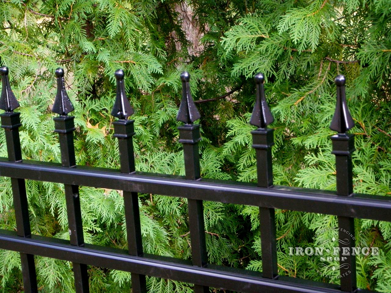 Iron Shop Aluminum Fence Iron Fence Shop