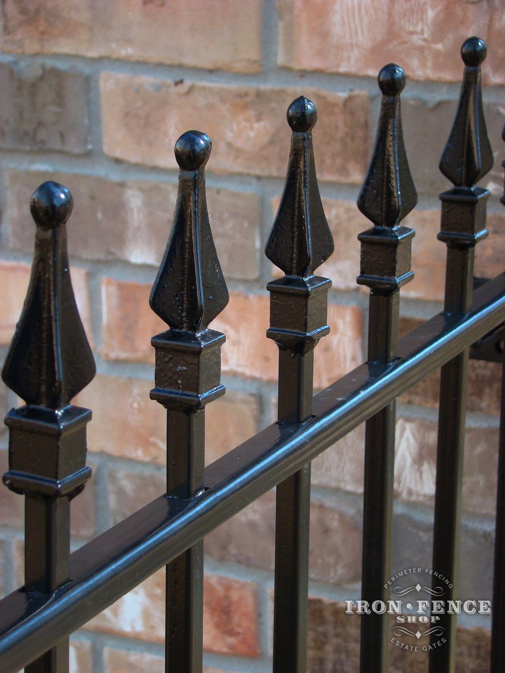 Iron Shop Wrought Iron Fence Iron Fence Shop