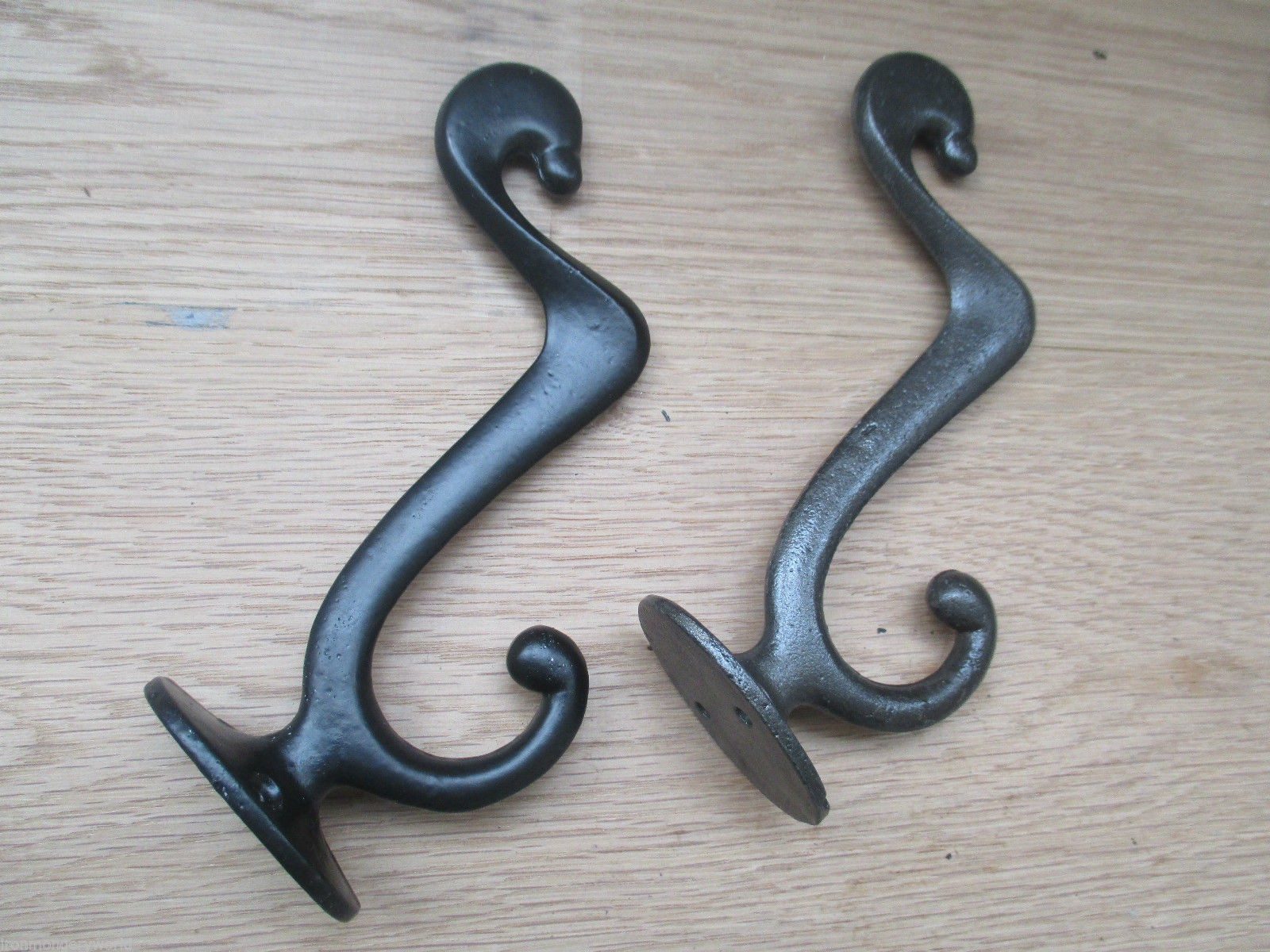 Hanging Hooks Cast Iron Art Decor Hat And Coat Hook Decorative Hanging