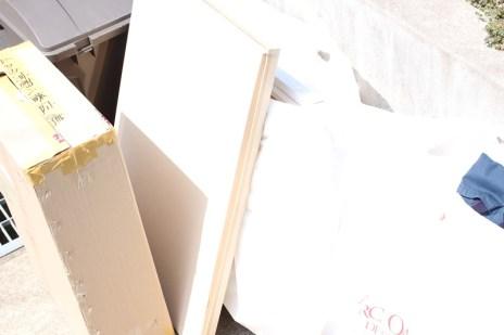 色のね 明日香 個展 搬入 コンバンワの月パステル画展 ironone asuka