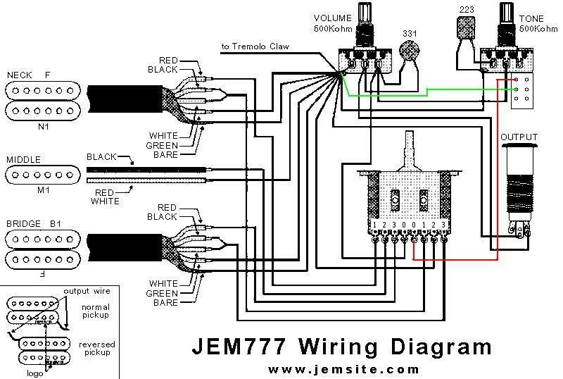 push pull coil tap wiring diagram