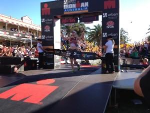 Ironman Australia results 2012