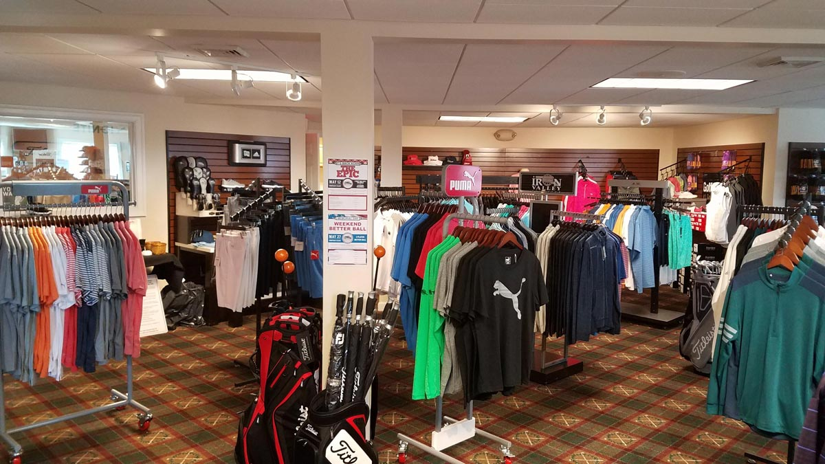 Iron Shop Iron Valley Golf Club Lebanon Pa Championship Public Golf